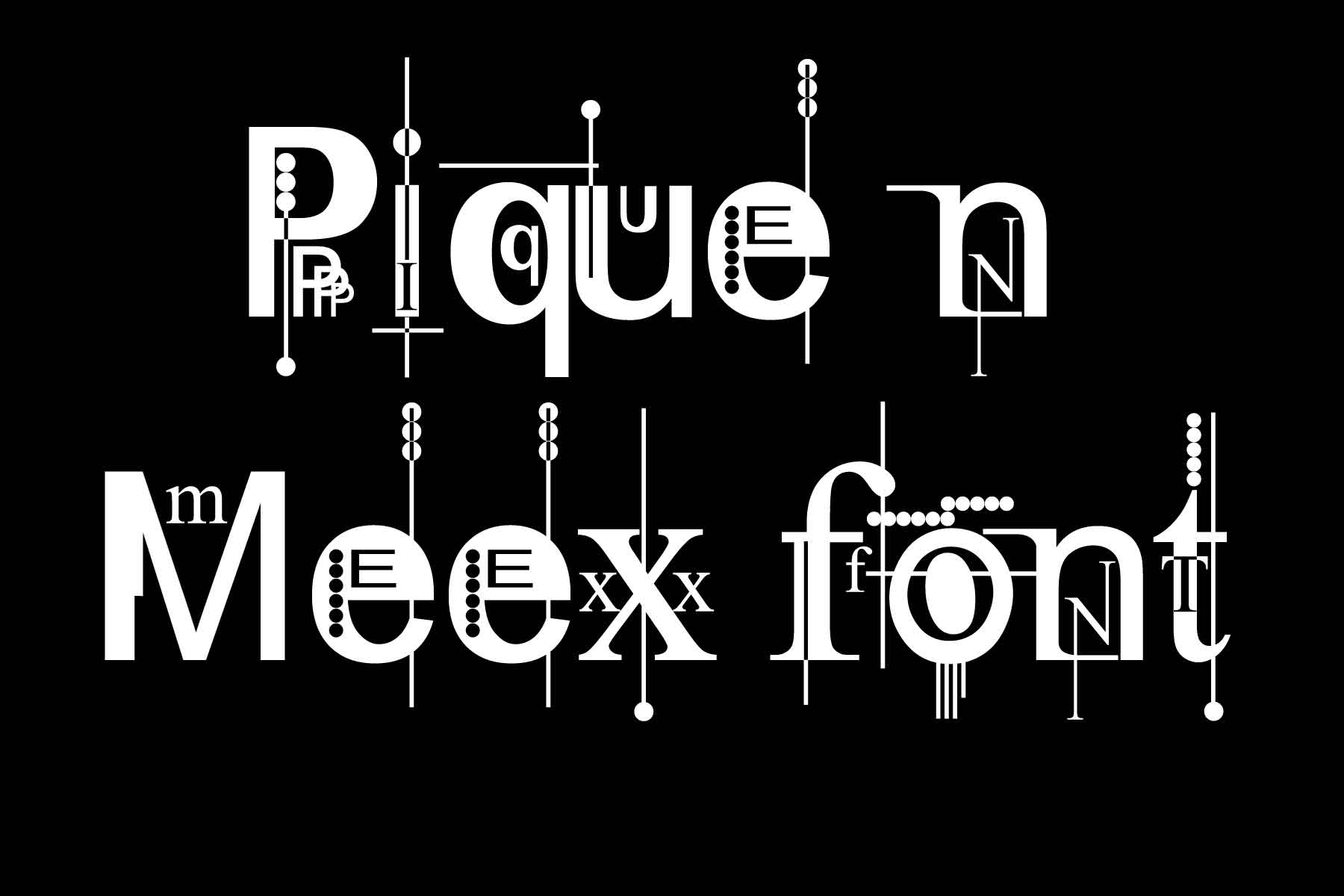 Today i decided to share some cool font s with you all from an