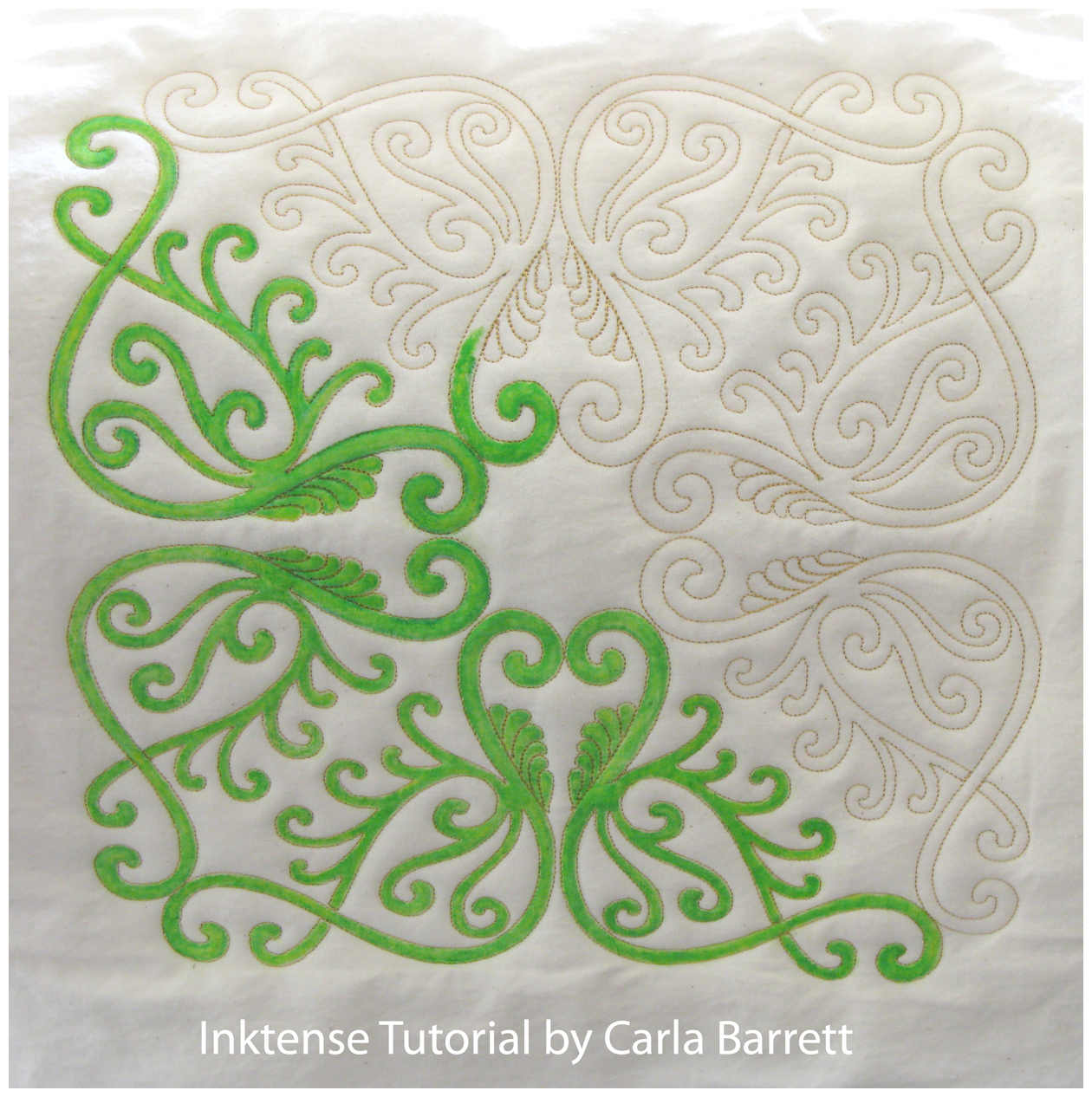 Inktense Fabric Paint Tutorial This Project Is Easy