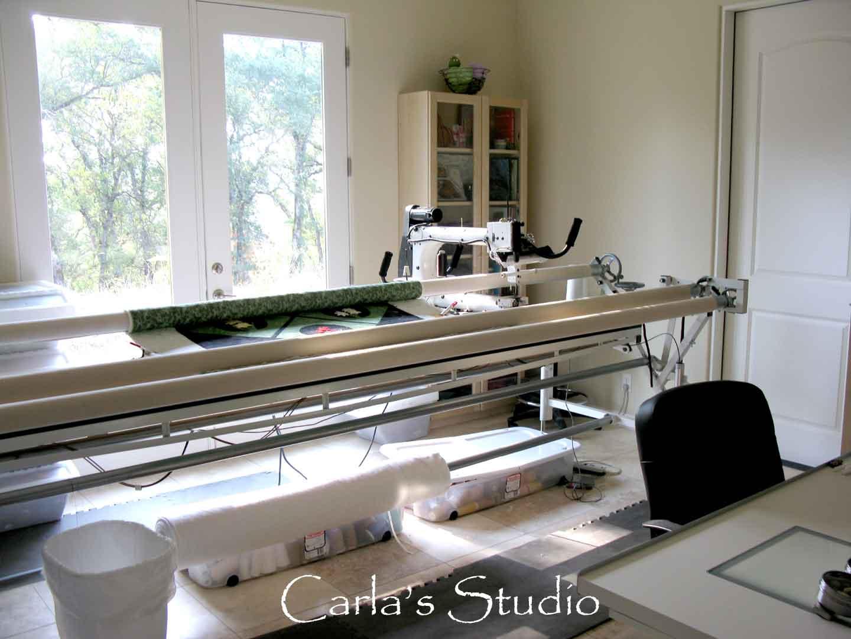 Quilt Room Design Ideas Part - 36: Carlastudio2