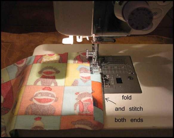 fold-and-stitch