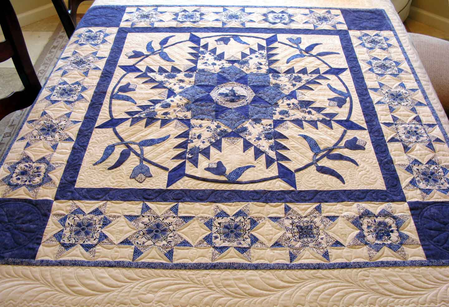Star Pattern Quilts Design Patterns