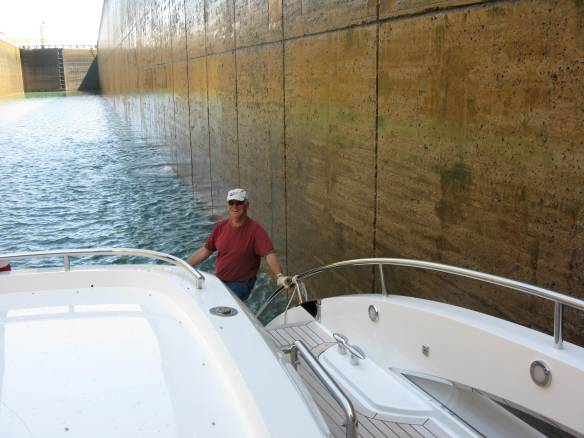 Roger, Pilot Extraordinaire, St Lawrence Seaway