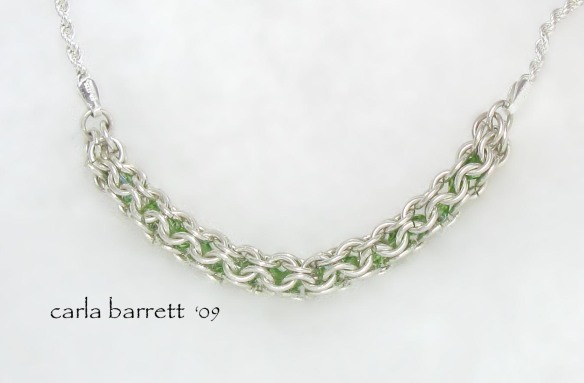 Carla chaincrystal necklace