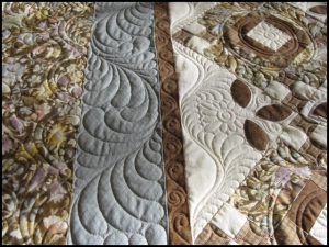 quilting example by Carla Barrett