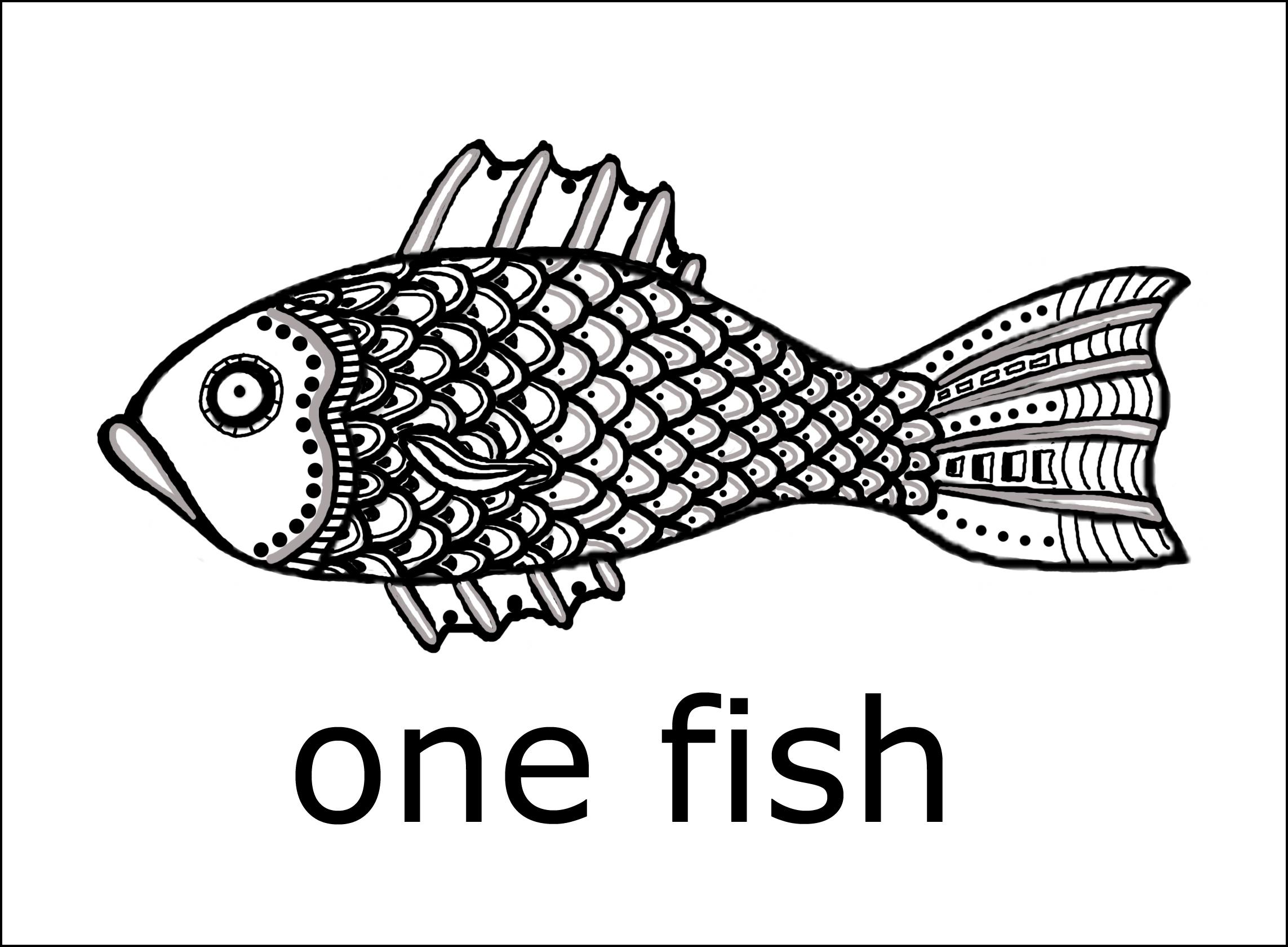 Carla s creative exercise 5 carla barrett for Fish market design ideas