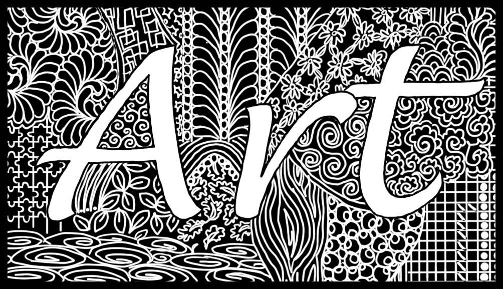 Art Doodle | Carla Barrett