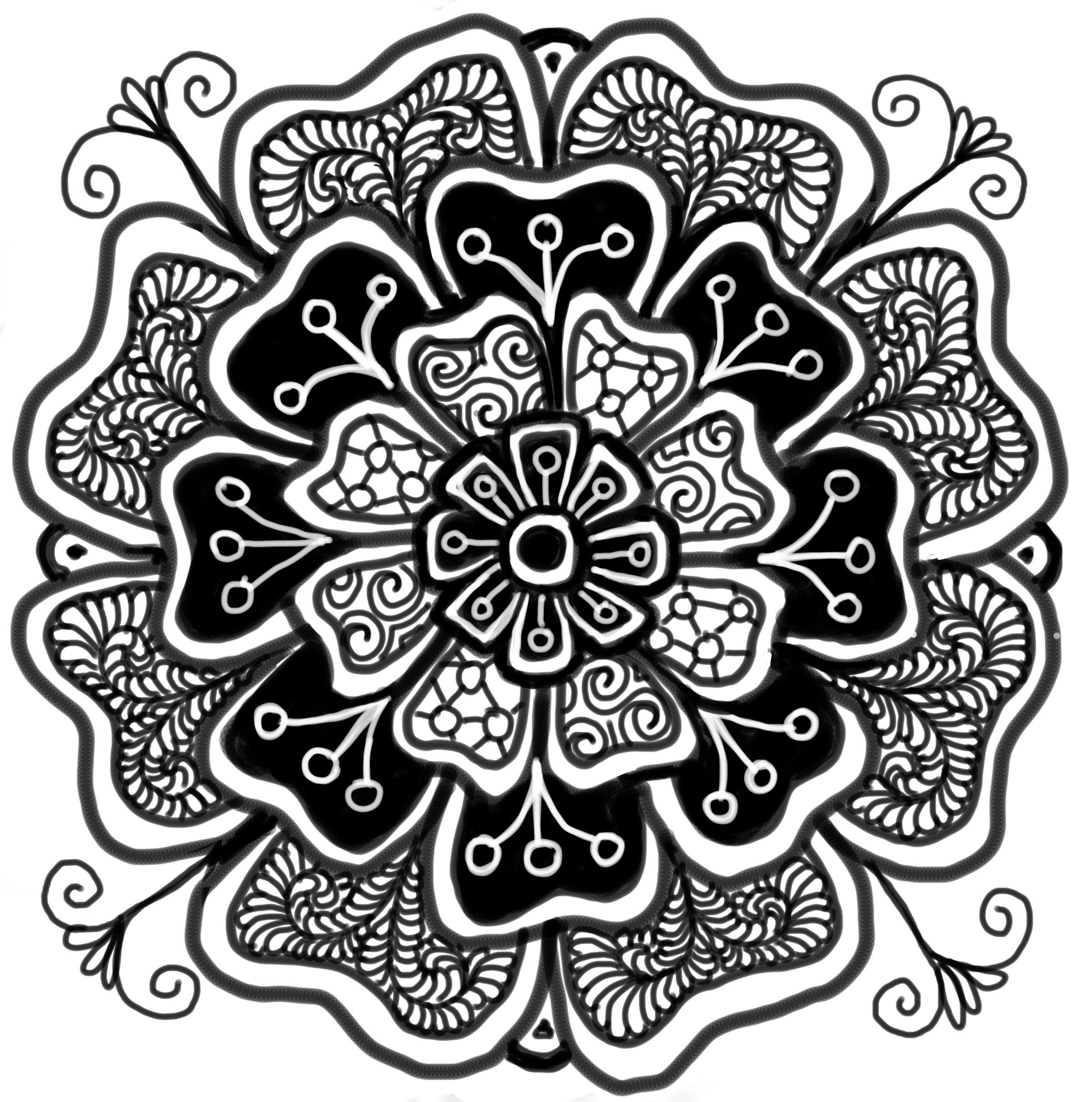 Doodle Art Fill