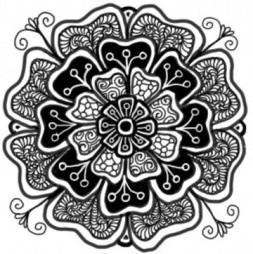 Zen Doodle Design
