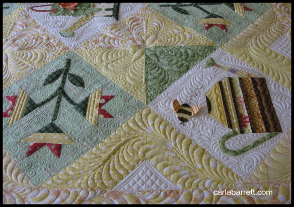 quilting by Carla Barrett