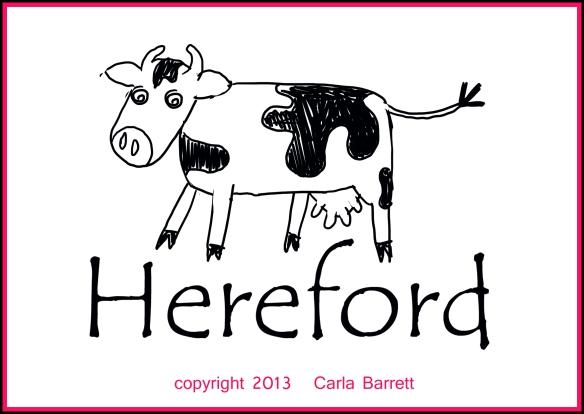 Copyright design by Carla Barrett