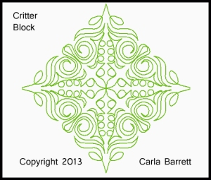 copyright 2013 Carla Barrett