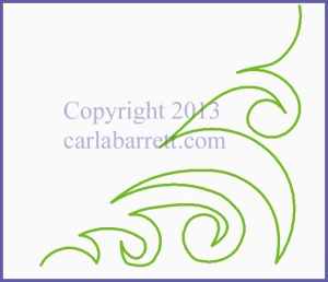 ANS example design by Carla Barrett