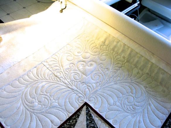 Quilting design by Carla Barrett