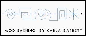 mod sashing 1 by Carla Barrett