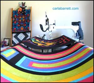 Carla Barrett Quilt Studio