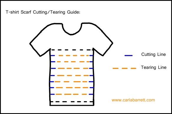 tshirtscarftearingguide