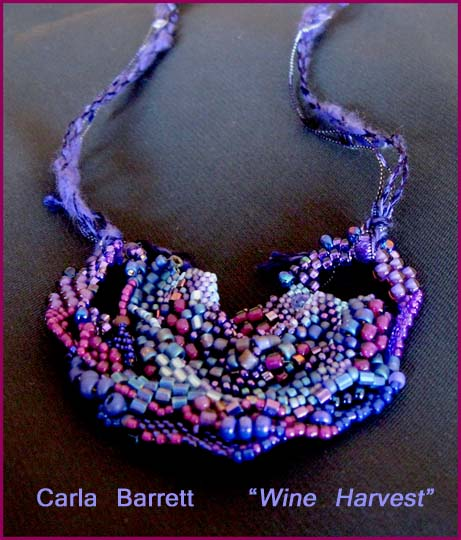 Freeform Beading by Carla Barrett