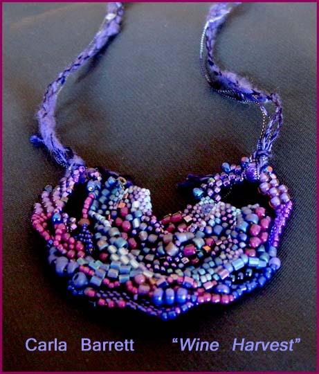 Freeform Beading by Carla Barrett