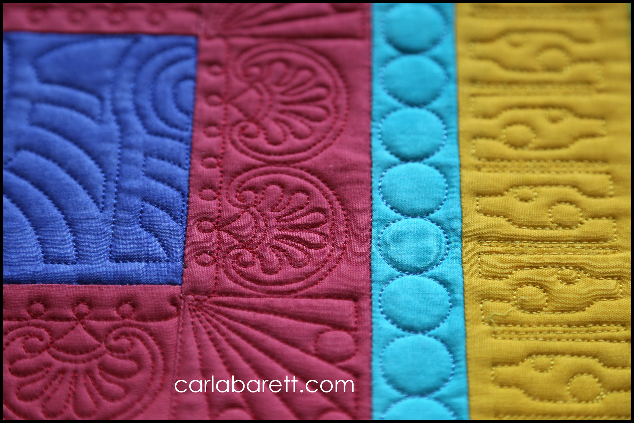 Quilting Designs Sashing : quilt whispering Carla Barrett