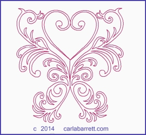 barrettheartfleurmotif2