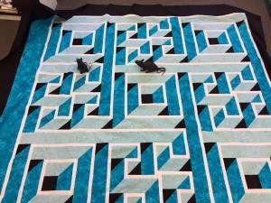 Doug Maze quilt